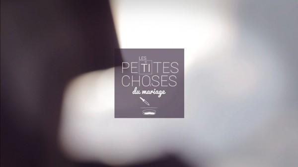 Vidéo Les Petites Choses… Du mariage