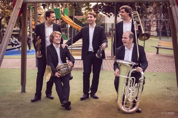 Concert David Guerrier et son quintette Turbulences